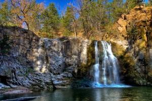 Alexander Ramsey Park Falls